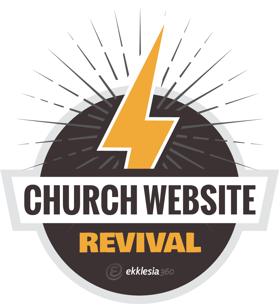 SUBMIT YOUR CHURCH WEBSITE & GET STRATEGIC ADVICE FROM CHURCH PROS. Image